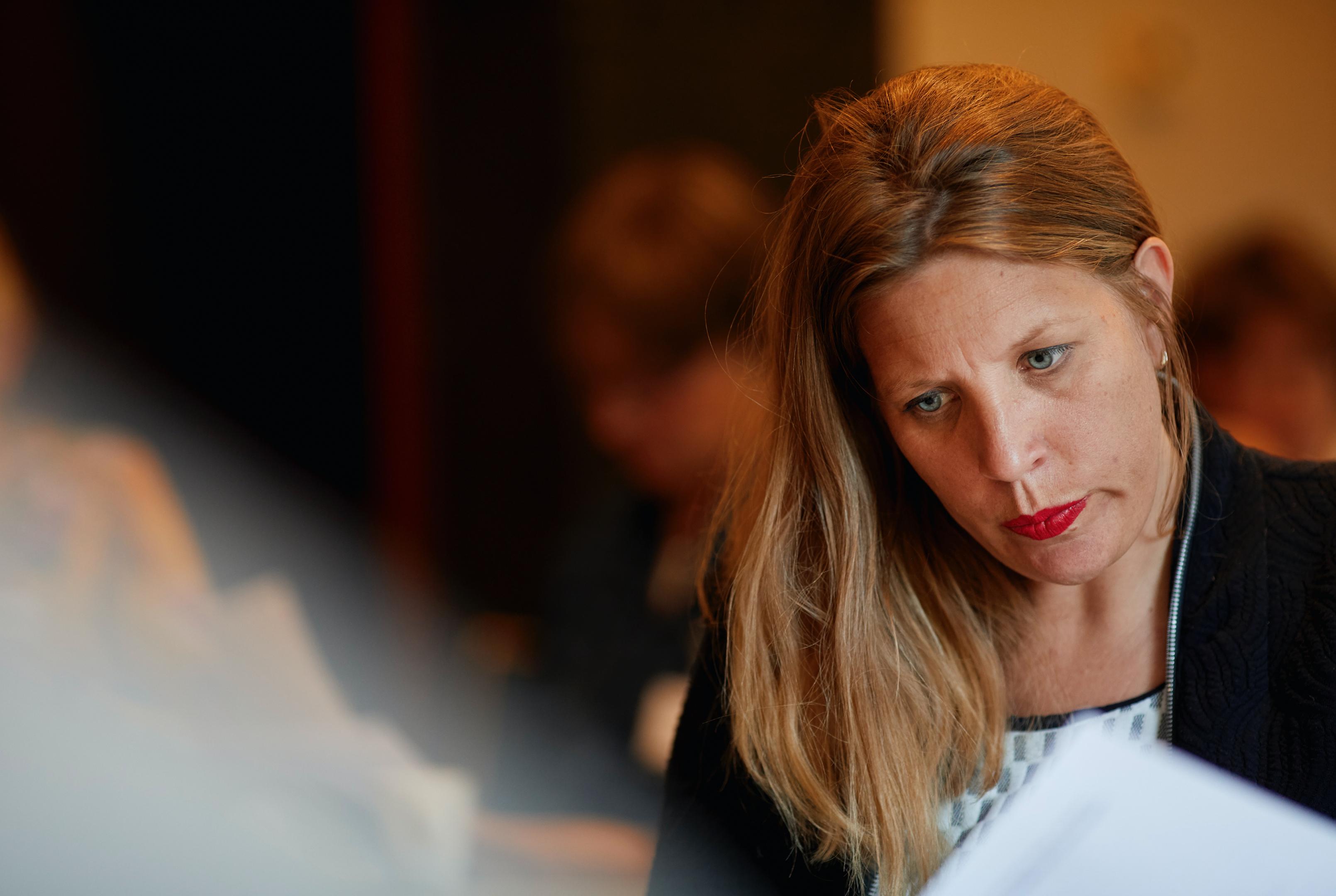 Ingeborg Zweers (VKJP-bestuur) pleit allang voor meer deskundigheid bij de voordeur.